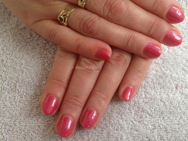 Gellak roze rood Cathy