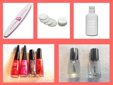 Zelf Nail Art zetten met foto voorbeelden #5 de producten