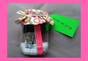 Zelf maken: orginele cadeautips voor elke gelegenheid (2)